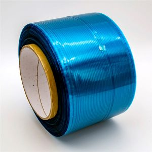 Blue / Red Film Permanent Bag Sealing Tape