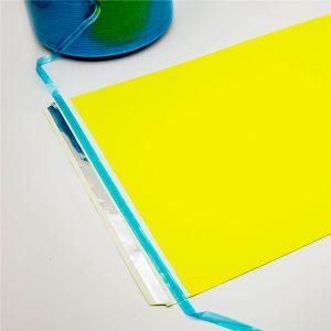 Qichang Color Printing Permanenteng Sealing Tape
