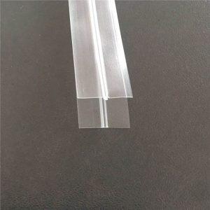 Ang Transparent Plastic Bag Zipper